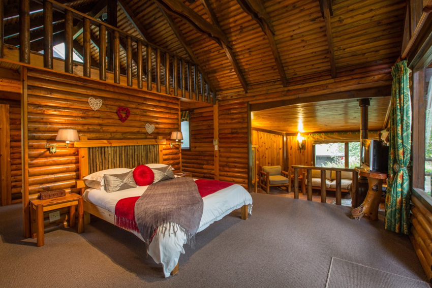Tsitsikamma Lodge and Spa Honeymoon Cabins